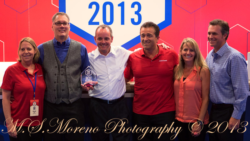 The Microsoft Team - Best in Show - Autotak Community Live 2013
