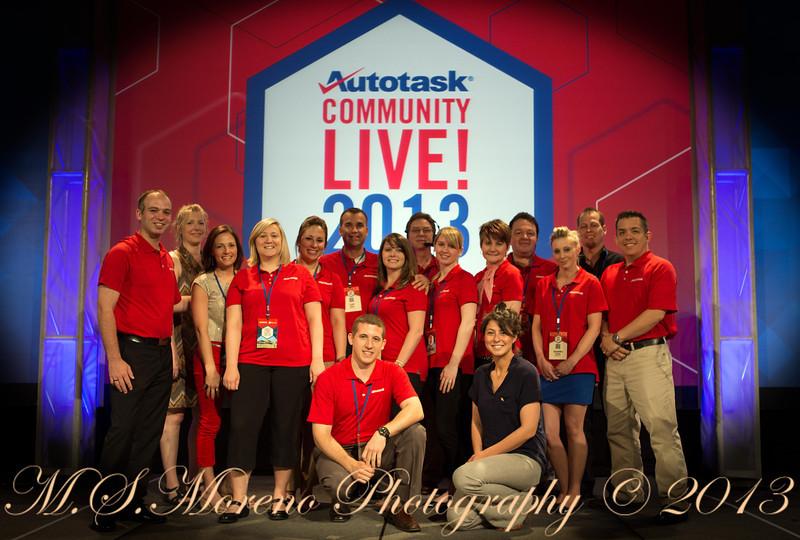 Autotask Staff - Autotask Community Live 2013