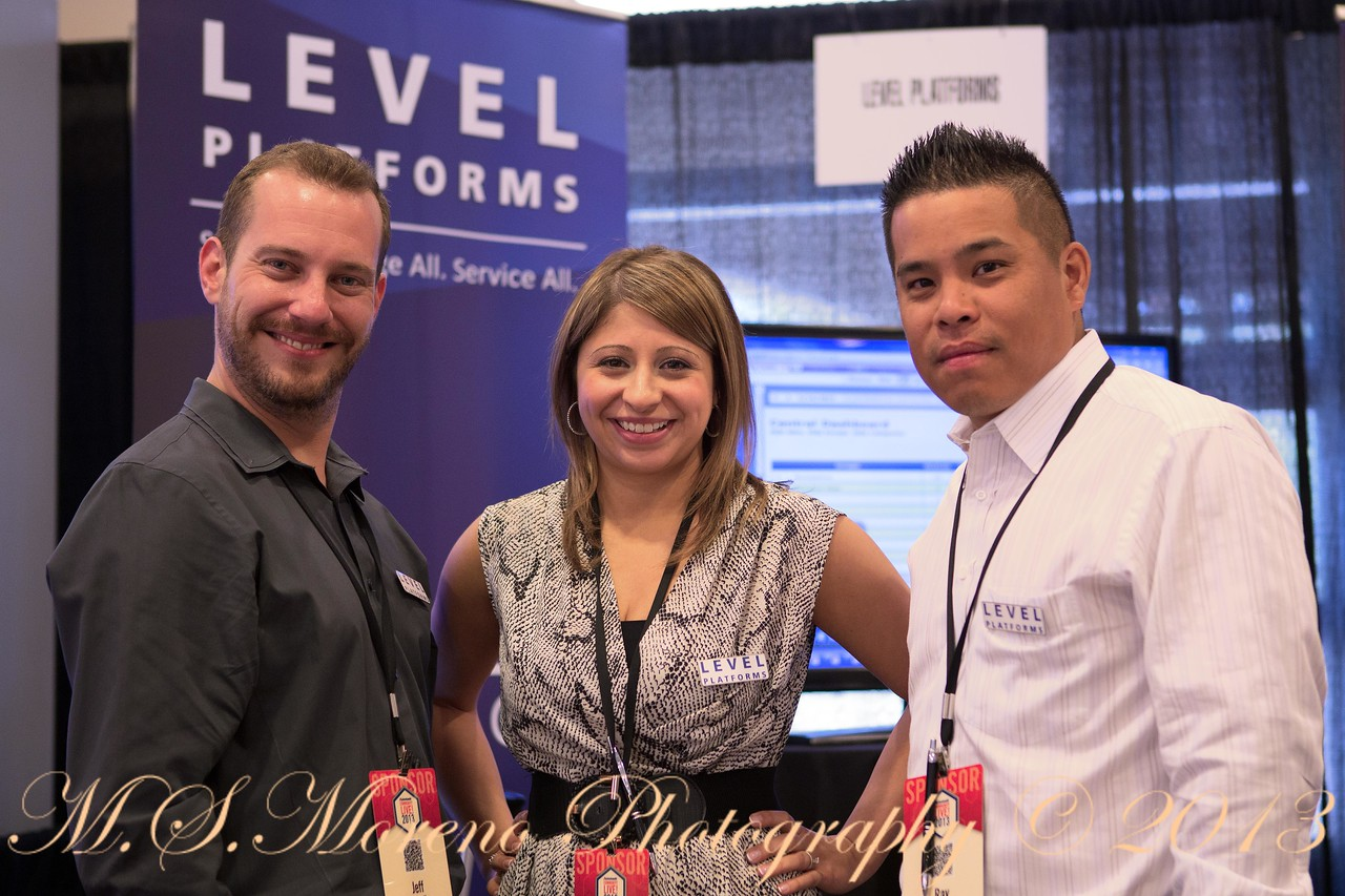 The Level Platforms Staff - Autoask Community Live 2013