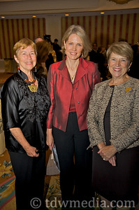 Betty Alberts, Kate Kelly, Mary Catherine Birgeneau
