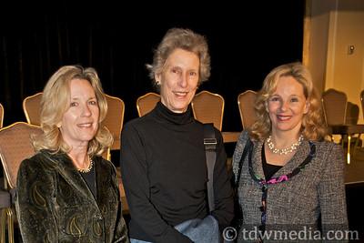 Susan Mooradian, Michele Goss, Lin Coonan