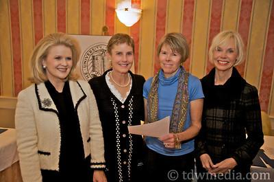 Kjori Boyd, Connie Mardikian, Carol Henwood, DeAnn Spalding