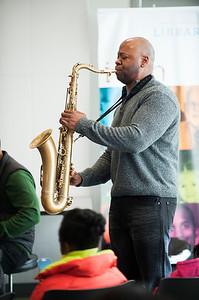 ZAZZ IS...by Jazz Arts Initiative @ Beatties Ford Rd Library 1-28-17 by Jon Strayhorn