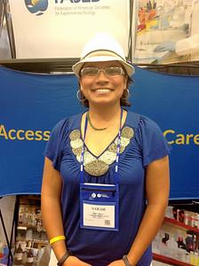 FASEB MARC Travel Award Winner:  Sarah Deemer, graduate student at Colorado State University