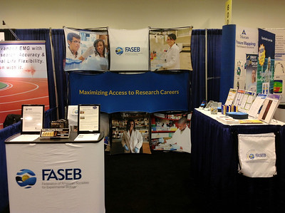 FASEB MARC Booth at ACSM 2012 meeting