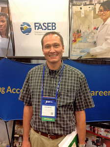 FASEB MARC Travel Award Winner:  Dr. George King, faculty at the  University of Texas at El Paso