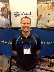 FASEB MARC Travel Award Winner:  Nicholas Murray, student at University of Texas at El Paso