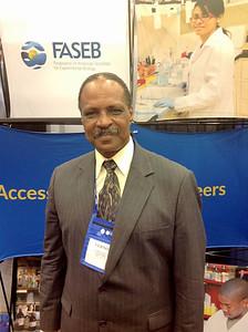 Dr. Vernon Bond of Howard University