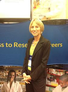 FASEB MARC Travel Award Winner: Dr. Anita Rivera-Brown, faculty at the University of Puerto Rico, Rio Piedras Campus