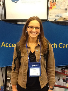 FASEB MARC Travel Award Winner:  Dr. Jamie Robbins, faculty  at Winston-Salem State University