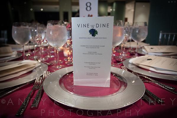 Vine & Dine - 17 November 2016