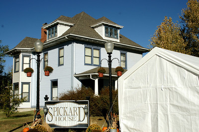Spickard House - part of Henderson House Bed and Breakfast complex