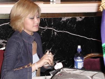 Kristine Sa, singer