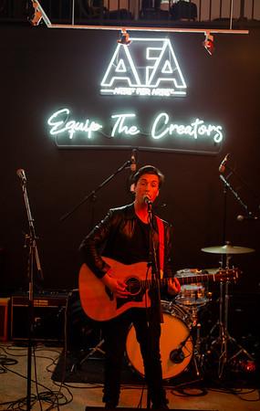 01/23/20, AFA, CA, Grammy Week, JLSC, Los Angeles, Noah, Yamaha