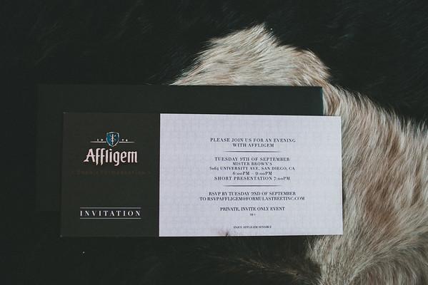AFFLIGEM//SANDIEGO