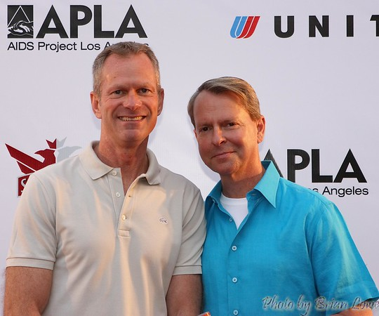 Craig Thompson & Walter Lawry  AIDS Project Los Angeles (APLA) present its 22nd Summer Party, one of the most anticipated events of the season, on Saturday, August 4 at ÒThe LotÓ in West Hollywood. Entertainers Thelma Houston and Tiffany will headline on the 104.3 KBIG outdoor concert stage, while Showtime Networks will create the Queer As Folk dance party with special cast appearances on a soundstage.