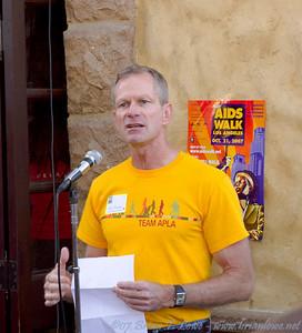 APLA Executive Director Craig Thompson
