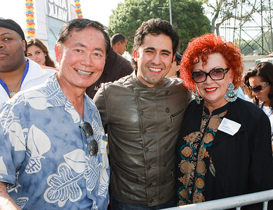 George Takei (Star Trek) & John Lloyd Young (Jersey Boys Tony Award Winner)