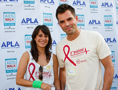 Kimberly McCullough (General Hospital) & Jason Thompson (General Hospital)