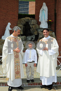 Our Lady of Lourdes First Communion 2012