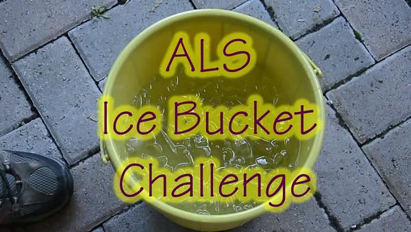 ALS Ice Bucket Challenge - Rick
