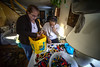 KRISTOPHER RADDER - BRATTLEBORO REFORMER Andy Leclaire and his wife Kathleen build a replica of his surroundings and the people that matter to him using LEGOs on Jan. 27, 2016.
