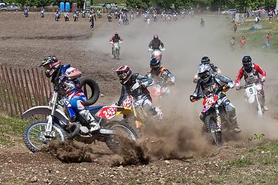 AMA D16 Motocross Lake Mills, WI 7/26/09