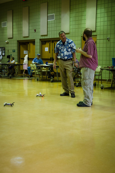 Comparing Quadcopters