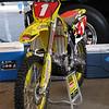 Chad Reed's Suzuki.