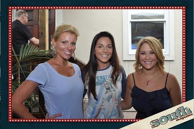 Emily Horton, Claire Dubee, Ruth Gianino