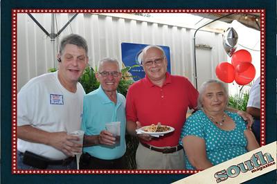 Gregg Sims, Roy Sims, Ken & Sylvia Hoyt