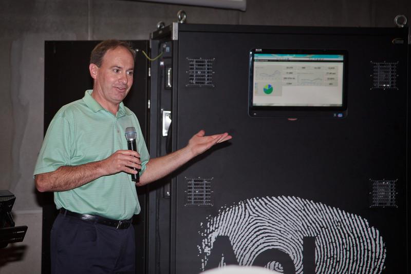 Scott Killian of AOL talks about the MicroDC
