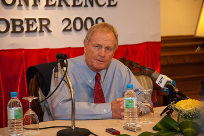 Day 2 - Jack Nicklaus Press Conference