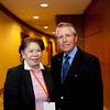 Gary with Angela.