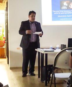 API Forum on Human Trafficking