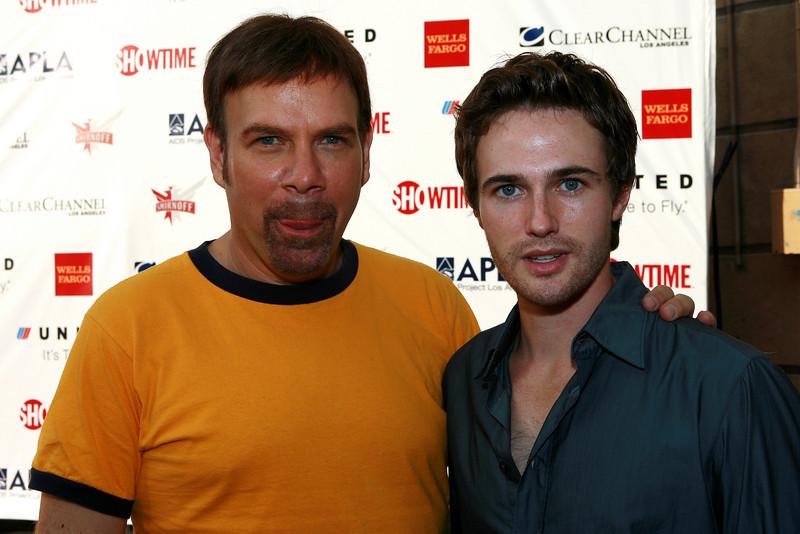 Jason Stuart & Mitch Morris