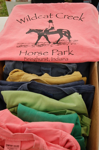 AQHA Trail Challenge~Wildcat Creek Horse Park 2012