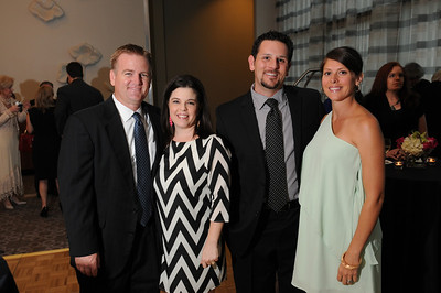 Ben & Amy Stewardson, Jason & Jessica Bailey (1)