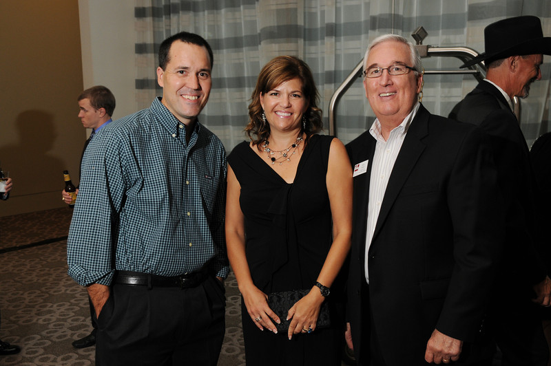 Kevin & Aubrey Tuggle, Bob Hafer (1)