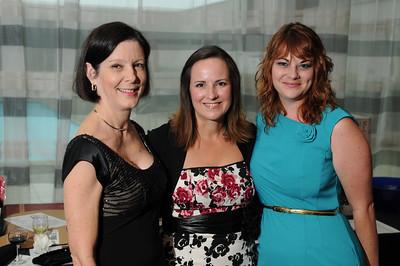 Kathy Comer, Kristen Martin, Liz Parham