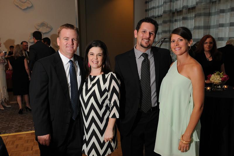 Ben & Amy Stewardson, Jason & Jessica Bailey (2)