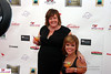 Lori Hall with Amy