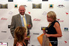 Jessica Burns, Greg Danielson and Amy on the red carpet