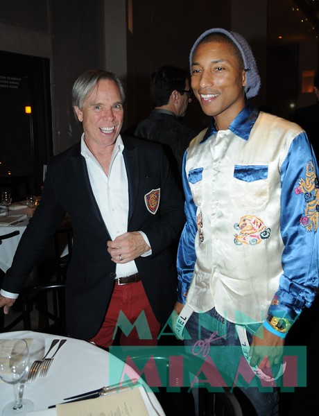 Tommy Hilfiger, Pharell Williams