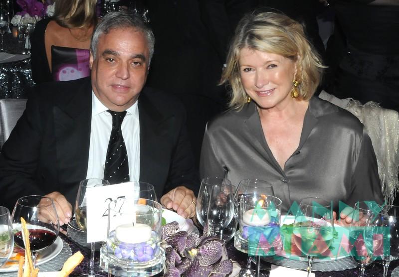 Lee Schrager, Martha Stewart
