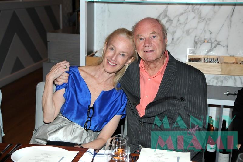 Mimi and James Rosenquist