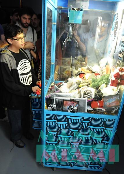 Ahol vending machine