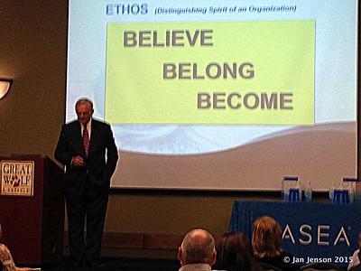 Verdis Norton - Founder of ASEA