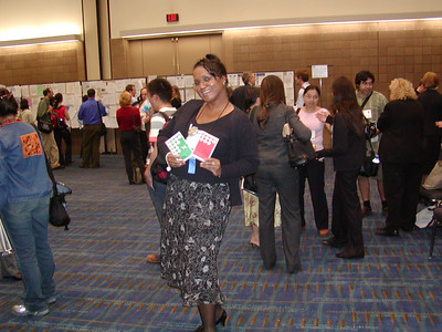 """Welcome the the ASHG/FASEB Career Center """"Meet 'n Greet!""""  Are you an employer or a job seeker?"""