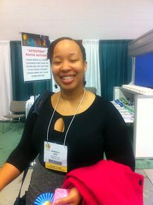 FASEB MARC Travel Award Winner:  Marquitta White of Vanderbilt University